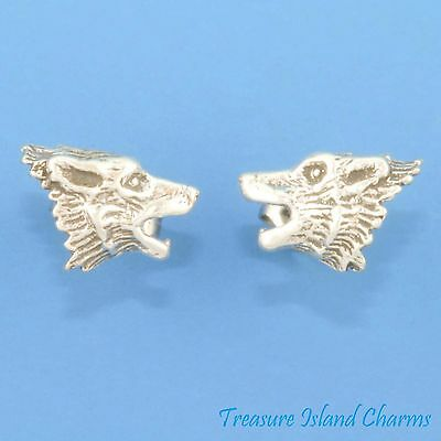 Homard 925 Solid Sterling Silver Hypoallergénique Clous Post Boucles d/'oreilles Made in USA