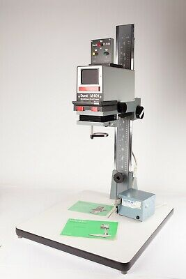 Durst M601. Quality 6x6 and 35mm Enlarger, with CLS66 Colour Head & Transformer