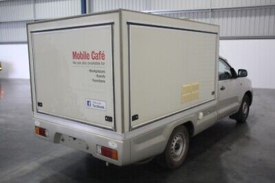 2012 Toyota Hilux , (Coffee Van ...mobile Cafe) Petrol Automatic 53,000Kms