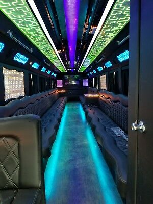 Party Bus, Limo Bus, McI 2005