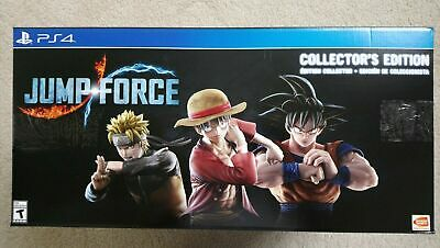 Jump Force Collector's Edition (Playstation 4, 2019)