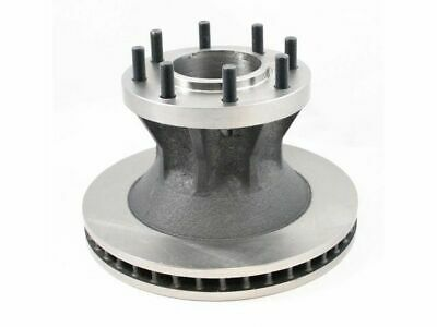FRONT BRAKE ROTOR and Hub Assembly For 95-05 Workhorse Chevy P42 P30 P32  BZ48X3