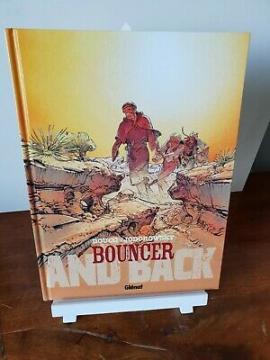 Bouncer / T9 And Back + Ex-Libris / Boucq - Jodorowsky / Eo 2013