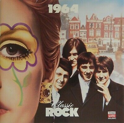 Time Life Classic Rock - 1964 by Various Artists (CD 1987) VG++ 9/10
