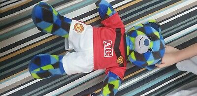 Manchester united man utd Build A Bear Outfit