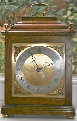 Elliott of London  Mahogany Timepeice Clock