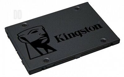 Kingston Technology SA400S37/120G SSD A400 120 GB Solid State Drive (2.5...