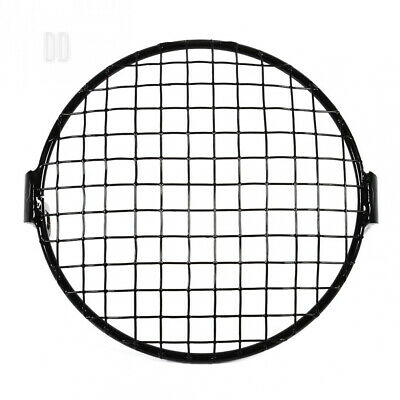 """VGEBY 6.3"""" Universal Motorcycle Metal Mesh Grill Headlight Protector Guard Cover"""