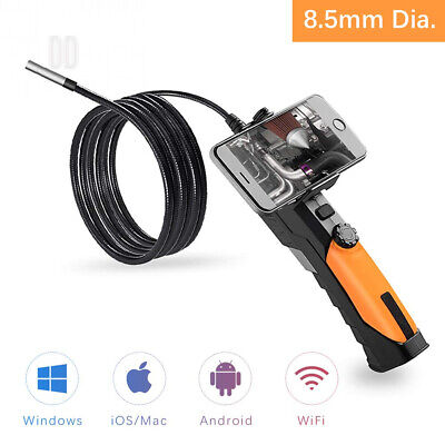 Anykit Wireless Endoscope Camera, WiFi Inspection Camera with Phone Holder...
