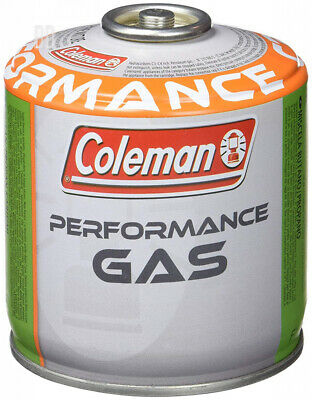 Coleman C300/C500 Performance Screw On Gas Cartridge, for Camping Stoves,...
