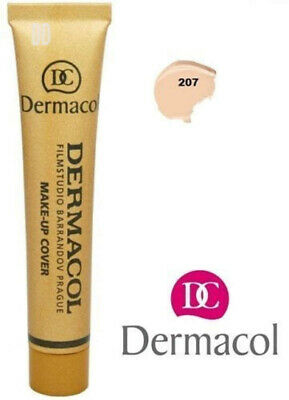 Dermacol Make-up Cover (Foundation All Scars or Tattoos) (207)