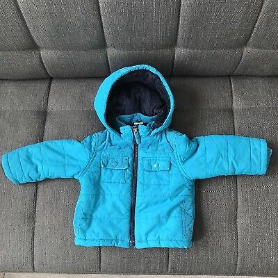 Ted Baker baby boy 9-12 months warm jacket in excellent condition