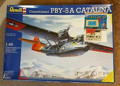 Revell PBY-5A Catalina 1/48 Sale With Extra