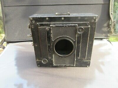 C P Goerz plate strut camera body