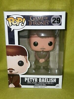 GAME OF THRONES ISSUE 6 PETYR BAELISH EAGLEMOSS ACTION FIGURE COLLECTABLES #6