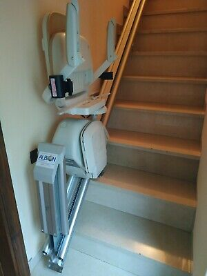 Montascale Acorn STAIRLIFT Superglide 130 T700