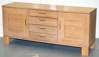 Orum Mobler Denmark Contemporary Solid Ash Wood Sideboard Cupboard With Drawers