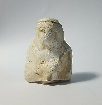 SHABTISHOP - GENUINE Ancient Egyptian Ushabti, 22nd/23rd Dynasty, circa 800 BC.