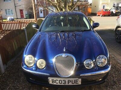 Jaguar s type 4.2 v8 spare repair