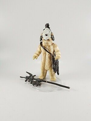 Star Wars Vintage Logray Kenner coo HK perfect condition original accessories
