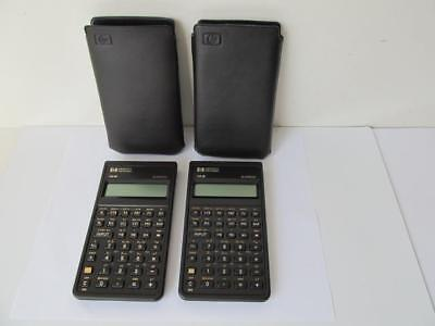 Hewlett-Packard HP-10B Business Calculator   ****