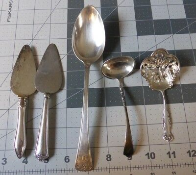 Mixed Lot of Sterling Flatware/Servers 180+ grams