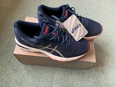 ASICS GEL GT 1000 V6 Trainers, Uk 6.5, Eur 40, Rrp £104.99, New In Box