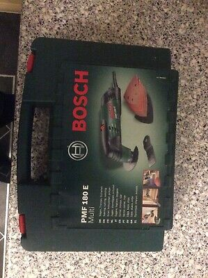 Empty Carry Case for Bosch PMF 180 E All Rounder Multi Cutting Tool PMF180E