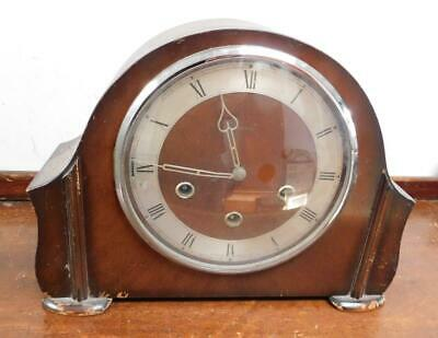 smiths westminster mantel clock for restore
