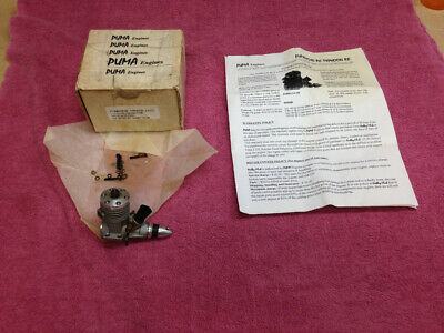 MARZ Typhoon 2.5 Control Line Combat Gas Model Airplane Engine Parts or Repair
