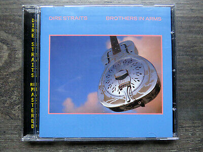 CD Dire Straits / Brothers In Arms