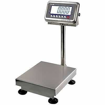 T-Scale BWS-100 NTEP Platform Digital Bench Floor Scale 100lb x 0.02lb RS232C