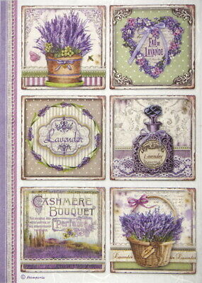 Rice Paper for Decoupage Scrapbook Craft Sheet Provence Cards