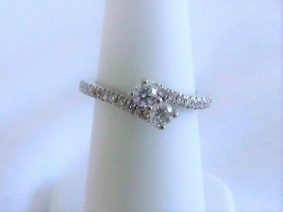 """Kay Jewelers """"Ever Us"""" Diamond Ring 14K White Gold Kays Price $1199 Only $339"""