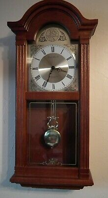 Vintage Pendulum Wall Clock (non chiming)