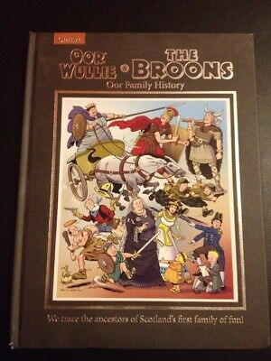 Oor Wullie and The Broons - Oor Family History - Annual (HB 2016)