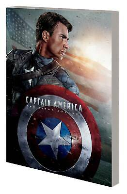 Marvels Captain America First Avenger Screenplay Tp Marvel Comics