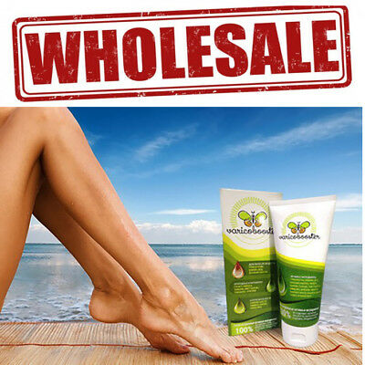 WHOLESALE Varicobooster cream legs skin irritation diseases veins Hendels