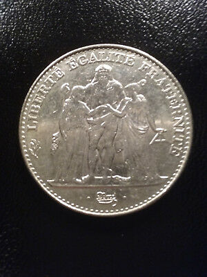 §§ Coin / Piece 5 Francs Hercule 1996 : Tres Belle Qualite §§