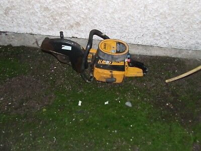 PARTNER K650 Active 2 Petrol Cut Off Saw  Good working order