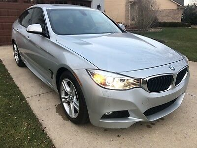 2014 BMW 3-Series 328i GT xDrive 2014 BMW 328i GT xDrive: M package, Xenon, CAM, Pano, 328xiGT, 328GT, NO RESERVE