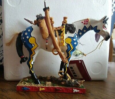 The Trail of Painted Ponies #12220 Woodland Hunter 3E /3,956