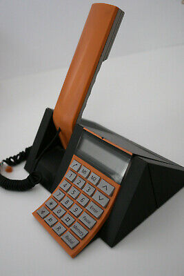 Bang and Olufsen Beocom 1600 telephone for spares or repair. Working.