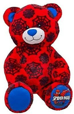 Spider Man Build a Bear *New No Tags*