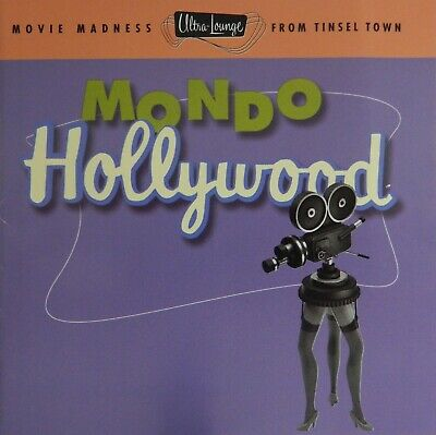 Ultra-Lounge, Vol 16: Mondo Hollywood by Various Artists (CD 1997 Capitol)  VG++