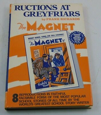 Ructions At Greyfriars By Frank Richards - 1978 - The Magnet