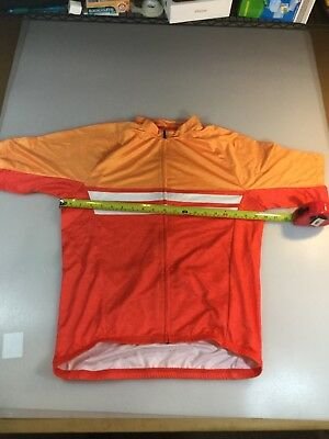 BONTRAGER SOLSTICE MENS Size Medium M Cycling Jersey Loose Fit (6550 ... a067929a6