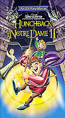 NEW! The Hunchback of Notre Dame II (VHS, 2002)