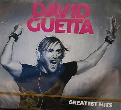 David Guetta - GREATEST HITS  2CD