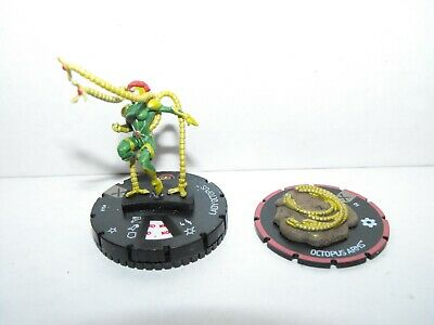Marvel Heroclix Earth X Super Rare Lady Octopus & Octopus Arms